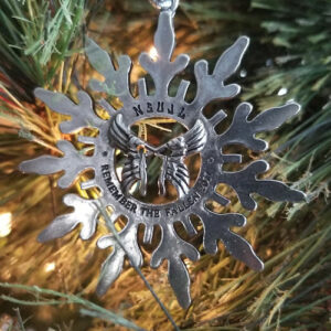 2017 Commemorative Fallen Linemen Ornament
