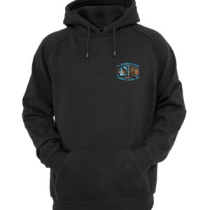 Honor the fallen hoodie pull over sweatshirt