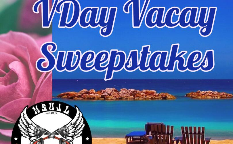 NSUJL's VDay Vacay Sweepstakes! | NSUJL Enter to Win Now!