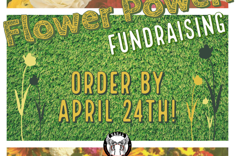 NSUJL Flower Power Fundraiser 2019