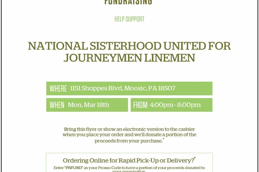 NSUJL Panera Moosic-PA Fundraiser 2019_border