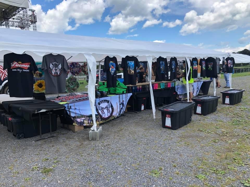 NSUJL Rodeo Tent 2019