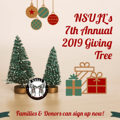 NSUJL Giving Tree 2019